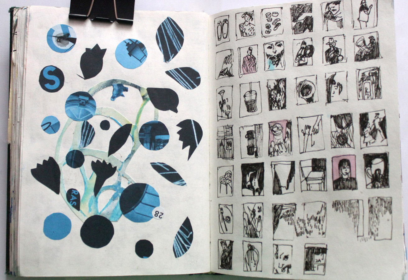 Sketchbook, Page